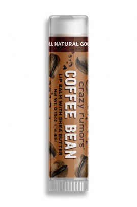 Natural Lipbalm Coffee Bean Crazy Rumors