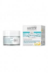 Crème de Jour Anti-Rides Q10 Vegan - Basis Sensitiv - Lavera