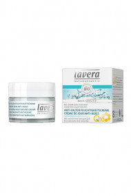 Vegan Q10 Anti-Wrinkle Day Cream - Basis Sensitiv - Lavera