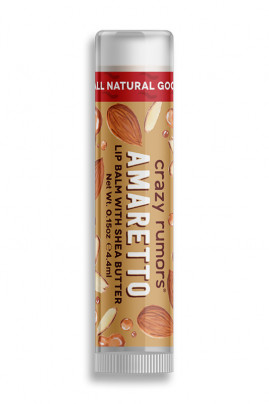 Natural Lipbalm Amaretto Crazy Rumors