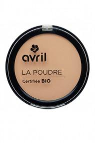 Poudre Compacte Bio Avril - Nude/Naturel