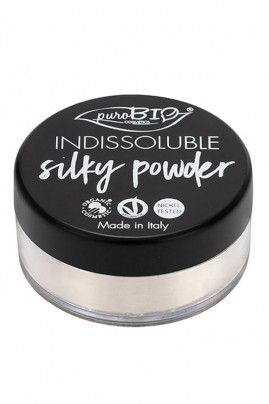 "Organic & Vegan ""Indissoluble Silky Powder"" Loose Powder - Purobio"