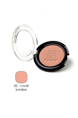 Fard à Joues Bio Blush SO'BiO étic
