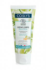 Organic Extra-Rich Body Cream - Coslys