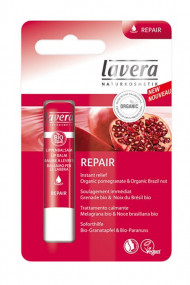 Baume à Lèvres Bio Réparateur - Repair - Lavera