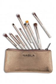 Set de Pinceaux pour le Maquillage des Yeux - Nabla