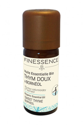 Organic Sweet Thyme Borneol - Finessence