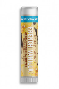 Natural Lipbalm French Vanilla Coffee Crazy Rumors