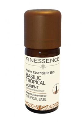 Huile Essentielle de Basilic Tropical d'Orient Bio - Finessence