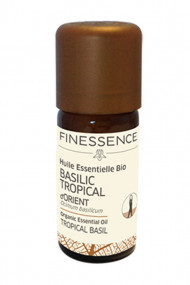 Organic Tropical Basil Essential Oil - Finessence