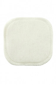 Organic Cotton Washable Cleansing Pad - Avril