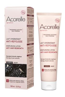 Lait Hydratant Bio CORPS Anti-Repousse - Inhibiteur de Pilosité - Acorelle