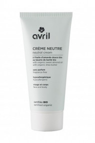 Organic Neutral Cream - Avril