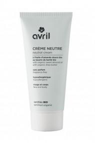 Organic Neutral Cream - Avril