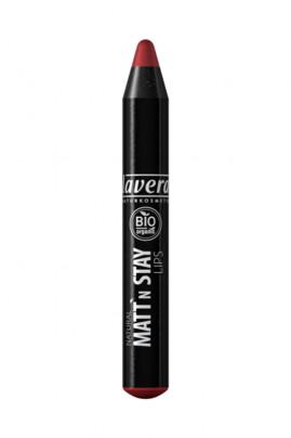 Natural Jumbo Lipstick Pencil - Lavera