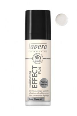 Fluide Illuminateur Naturel & Vegan - Silver - Lavera