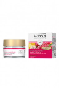 Rich Day Cream with Organic Cranberry & Organic Argan Oil - Lavera