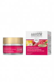 Vegan Regenerating Cranberry Night Cream - Lavera