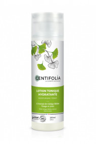 Lotion Tonique Hydratante Bio - Centifolia