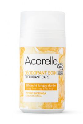 Déodorant Roll On Bio Citron Moringa - Acorelle