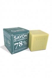 Savon de Marseille Bio Vegan - Olive & Coco & Chanvre - Gaiia