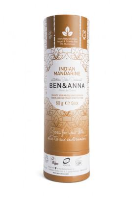 Cardboard tube deodorant - Indian Mardarine - Ben & Anna