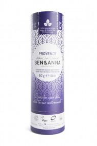 Natural Deodorant Stick Papertube - Provence - Ben & Anna