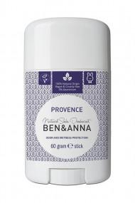 Natural Deodorant Stick - Provence - Ben & Anna