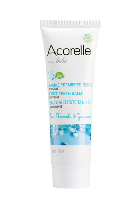 Organic First Tooth Balm - Acorelle