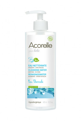 Organic Baby Cleansing Water Without Rinse - Acorelle