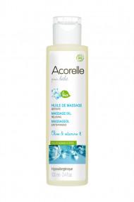 Organic Baby Massage Oil - Acorelle