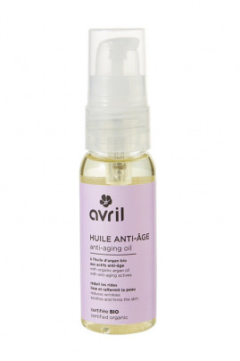 Anti Aging Argan Oil - Avril