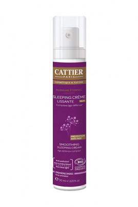 Sleeping Smoothing Cream - Eternal Whisper - Cattier