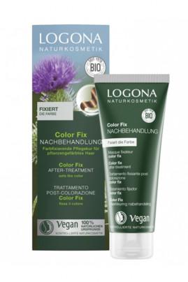 Masque Fixateur après Coloration Végétale - Logona