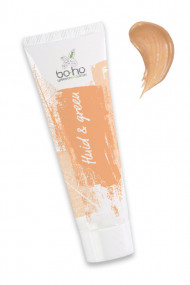 Organic Fluid Foundation Boho Green Revolution