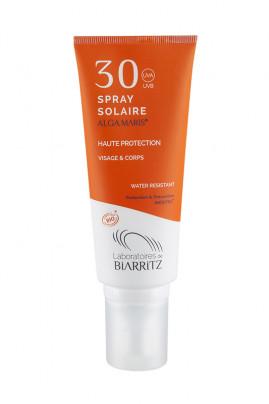 Organic Solar Spray - Algamaris - Laboratoires de Biarritz