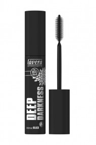 "Mascara Vegan ""Deep Darkness"" - Noir Intense - Lavera"