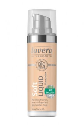 Natural Liquid Foundation #1 Ivory