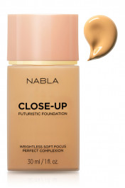 Vegan Close-Up Futuristic Foundation - Nabla
