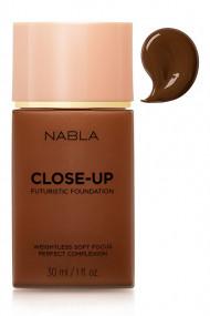 Vegan Close-Up Futuristic Foundation - Nabla