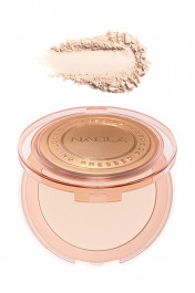 "Poudre Compacte Lissante ""Close-up"" Light Vegan - Nabla"
