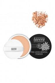Vegan Fine Loose Mineral Powder - Lavera