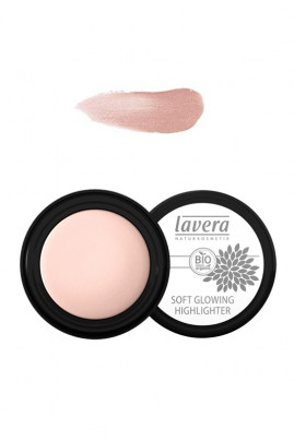 Soft Glowing Highlighter - Lavera