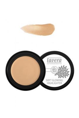 Soft Glowing Highlighter - Lavera
