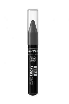 Vegan Matt'n Smoky Eyes Black - Lavera