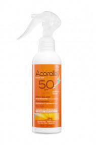 Organic Kid Sun Spray SPF 50 - Acorelle