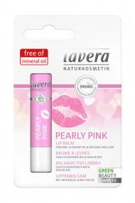 Baume à Lèvres Rosé Bio - Beauty & Care - Lavera