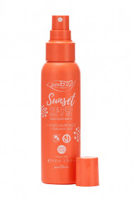 Sunset Fix & Fresh Fixing Mist - Purobio
