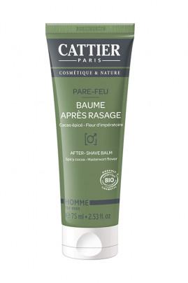 Baume Après-Rasage Bio - Pare-Feu - Cattier