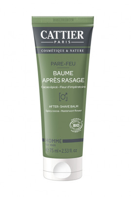 Organic Aftershave Balm - Firewall - Cattier